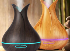 oil diffuser for asthma