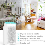 5 Best Dehumidifier for Asthma, Allergies, COPD and Other Breathing Problems